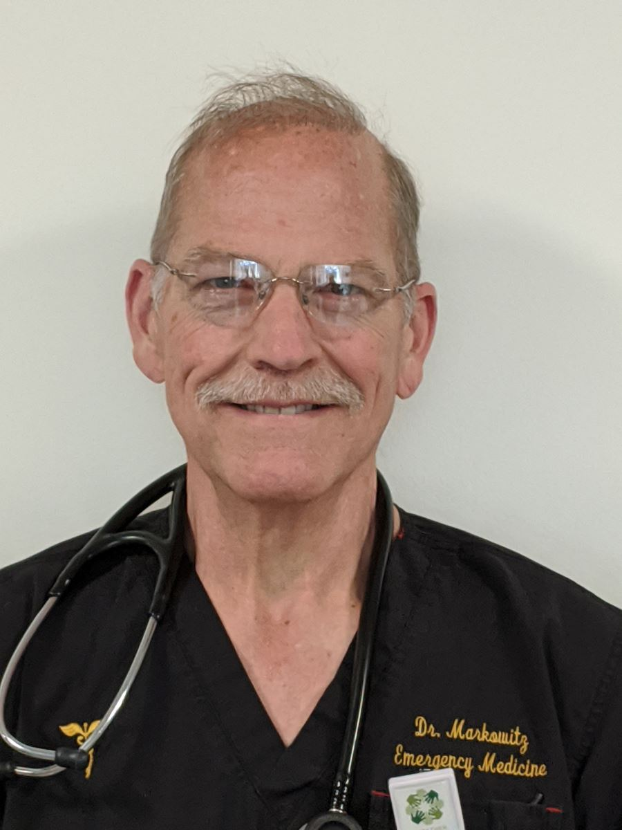 Meet our ED Care Team: Dr. David Markowitz